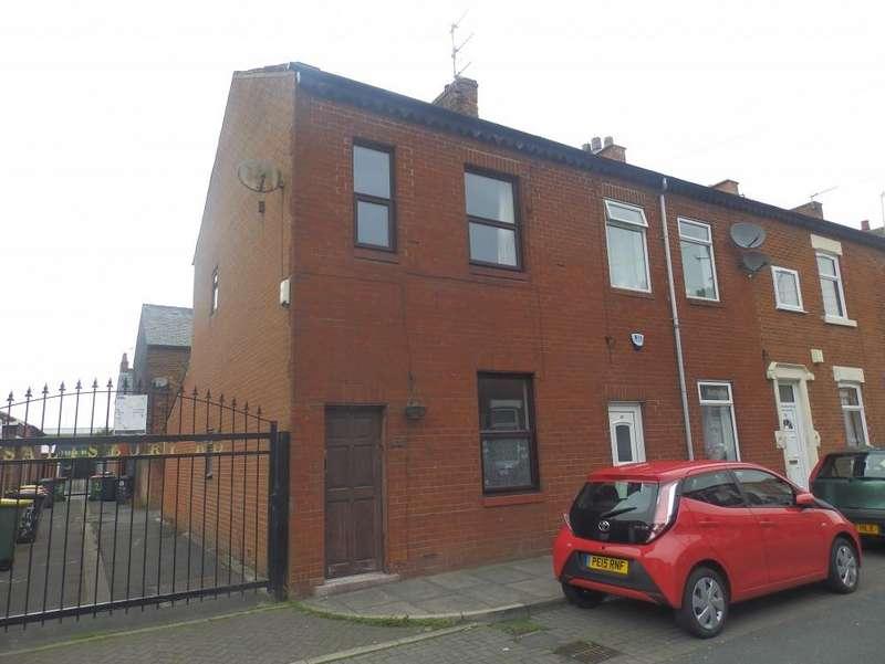 3 Bedrooms Terraced House for sale in Salisbury Road, Preston, PR1