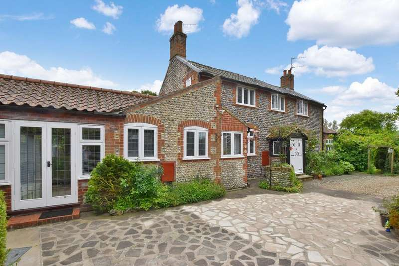 2 Bedrooms Semi Detached House for sale in Overstrand Road, Cromer