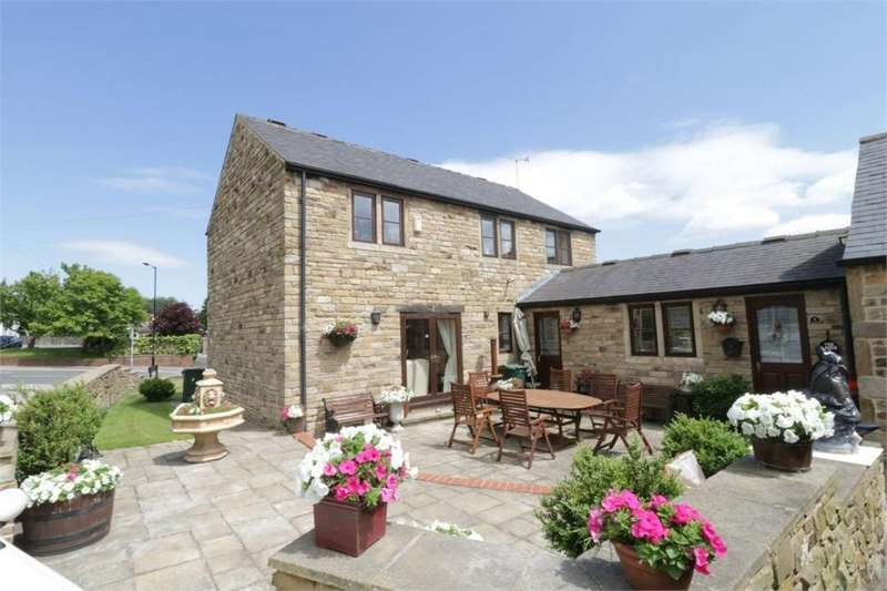 4 Bedrooms Detached House for sale in High Street, Kimberworth, Rotherham, South Yorkshire