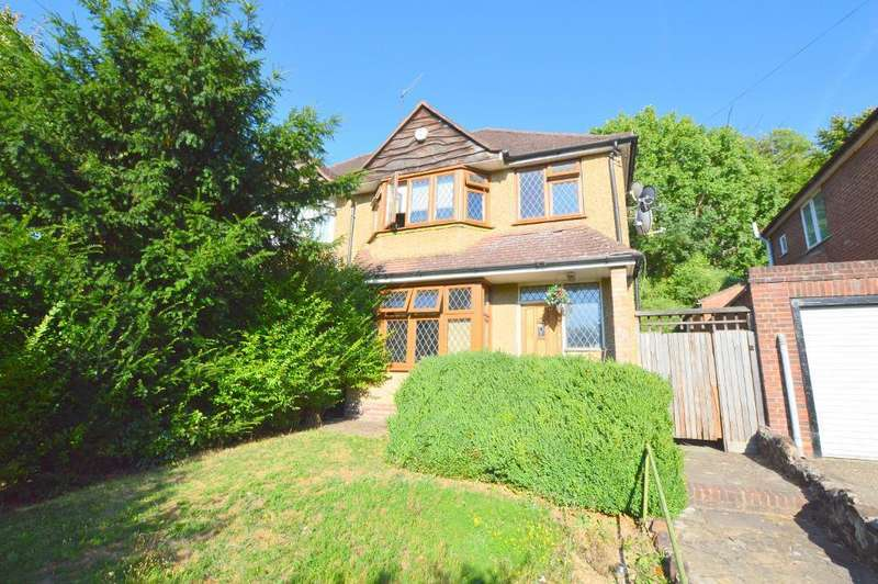 3 Bedrooms Semi Detached House for sale in Wardown Crescent, Old Bedford Road Area, Luton, LU2 7JT