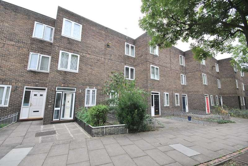 4 Bedrooms Terraced House for sale in Grimsel Path Oval SE5