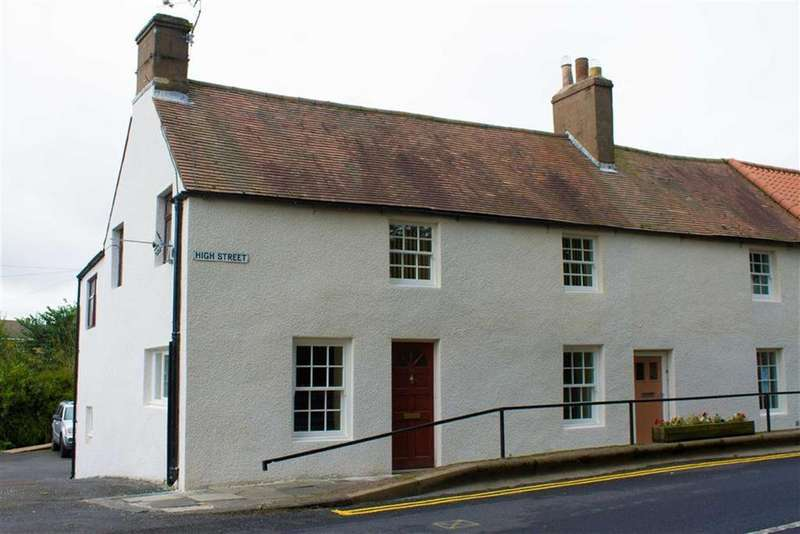 2 Bedrooms Apartment Flat for sale in High Street, Belford, Northumberland, NE70