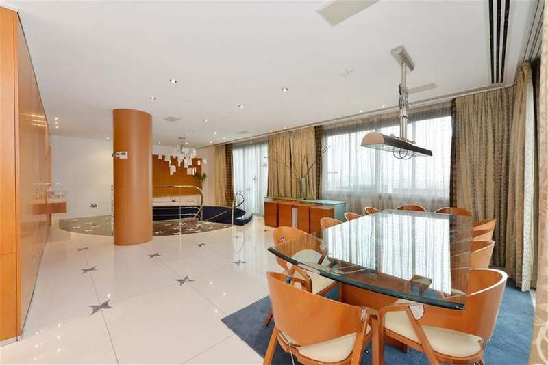 4 Bedrooms Flat for sale in Portman Towers, George Street, Marylebone, London, W1H