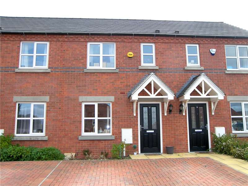 2 Bedrooms Terraced House for sale in Devonshire Drive, Newton, Alfreton, Derbyshire, DE55