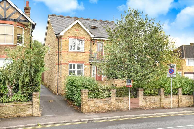 5 Bedrooms Detached House for sale in Cowley Road, Uxbridge, Middlesex, UB8