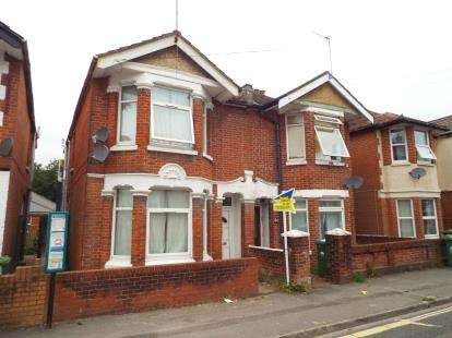 5 Bedrooms Semi Detached House for sale in The Polygon, Southampton, Hampshire