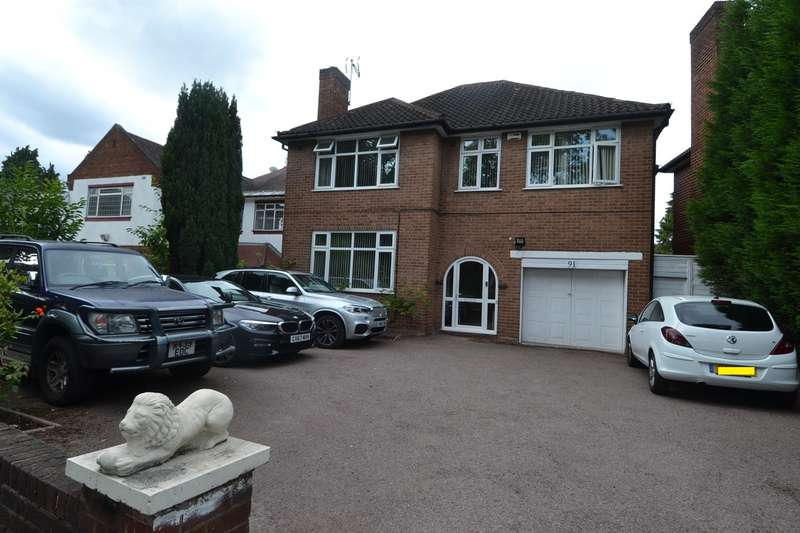 5 Bedrooms Detached House for sale in Wake Green Road, Moseley, Birmingham, B13