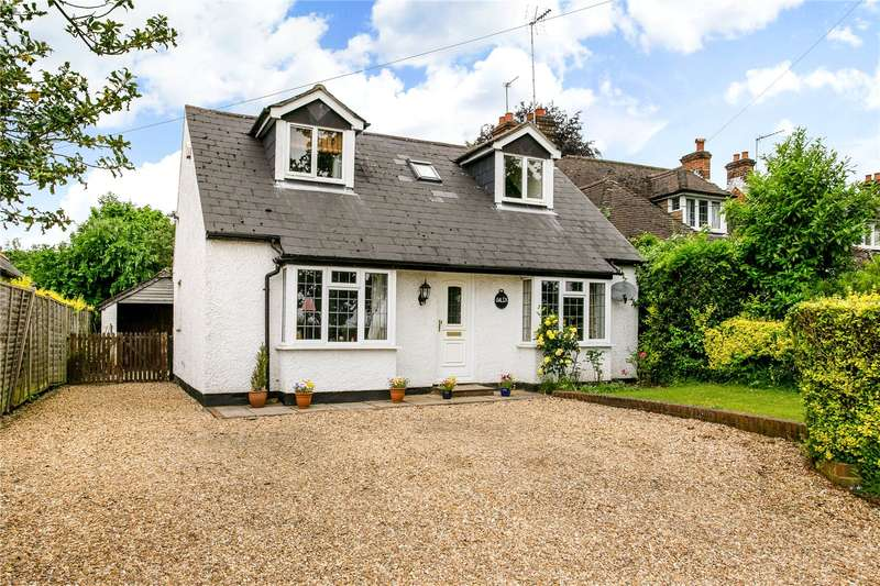 3 Bedrooms Detached House for sale in Deadmans Ash Lane, Sarratt, Rickmansworth, Hertfordshire, WD3