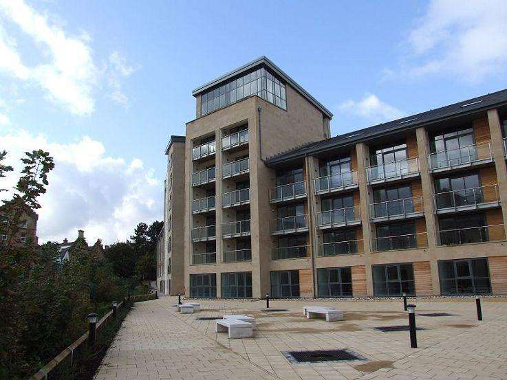 2 Bedrooms Apartment Flat for sale in Mill View House, Aalborg Place, Lancaster, LA1 1AU