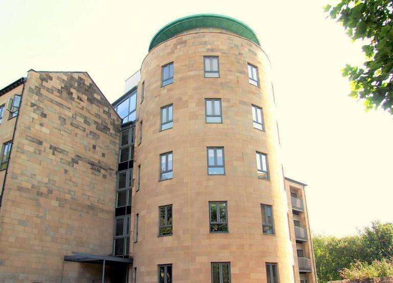 2 Bedrooms Apartment Flat for sale in The Roundhouse, Robert Street, Lancaster, LA1 1AF