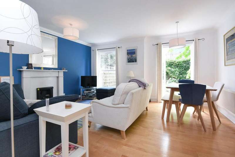 3 Bedrooms Flat for sale in Cedars Close, Belmont Hill, Lewisham