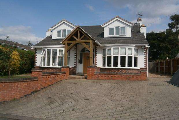 5 Bedrooms Bungalow for sale in Park Hill Drive, Aylestone, Leicester, LE2