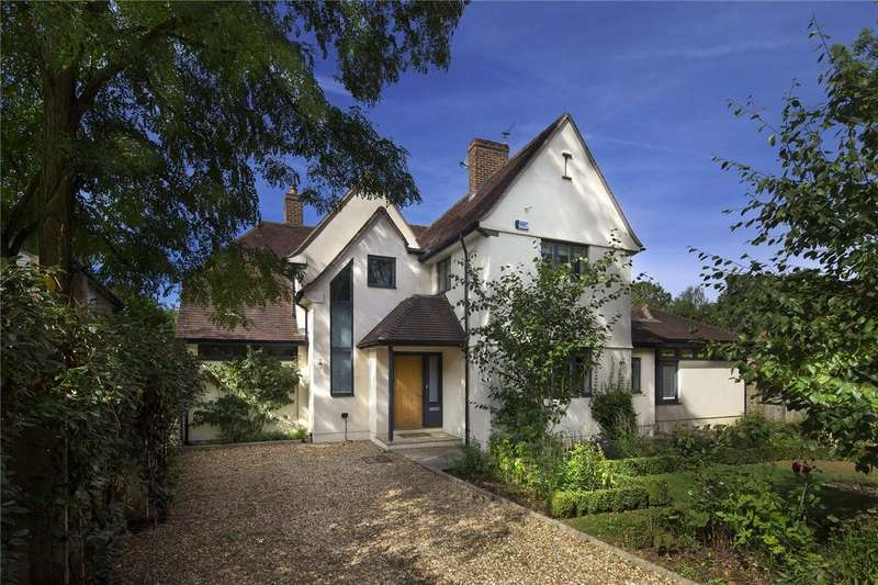 5 Bedrooms Detached House for sale in Woodstock Road, Oxford, OX2