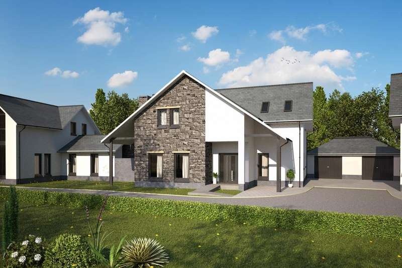 4 Bedrooms Detached House for sale in Ashfield, 48A Prieston Road, Bridge of Weir, PA11 3AW