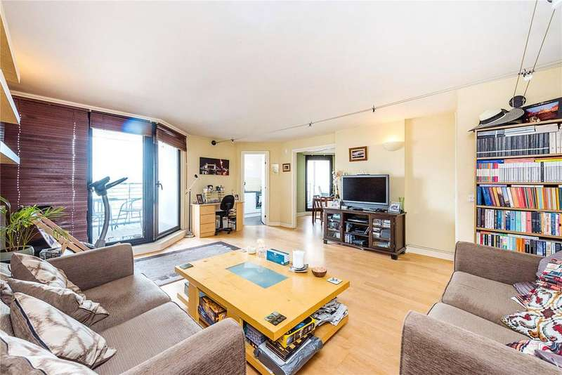 2 Bedrooms Flat for sale in Chart House, 6 Burrells Wharf Square, London