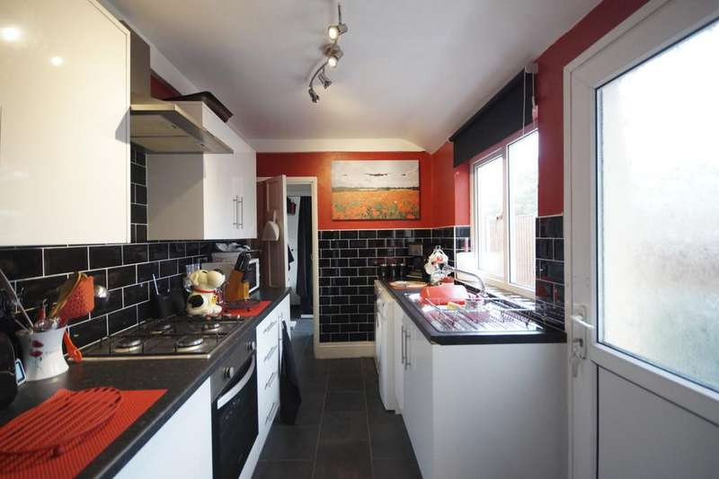 3 Bedrooms Terraced House for sale in Knight Street, Lincoln