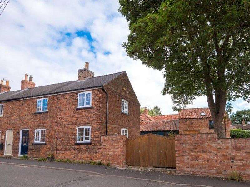 4 Bedrooms House for sale in Hill Road, Springthorpe, Lincolnshire, DN21