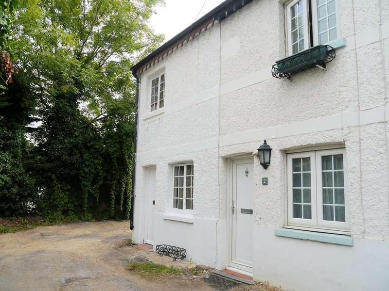 2 Bedrooms End Of Terrace House for sale in Albert Cottages, Clewer Hill Road, Windsor SL4