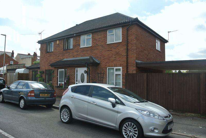 2 Bedrooms Semi Detached House for sale in Robinson Road, Gloucester