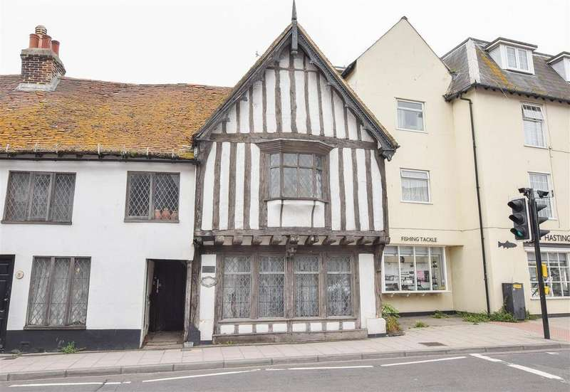3 Bedrooms House for sale in The Bourne, Hastings