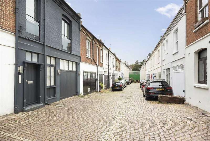 4 Bedrooms Mews House for sale in Eaton Grove, Hove, East Sussex