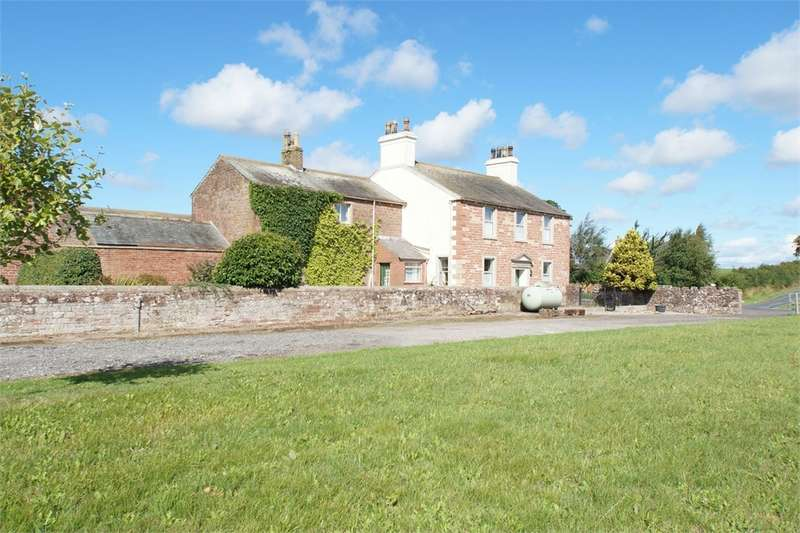 6 Bedrooms Detached House for sale in CA7 0BT Leegate, Wigton, Cumbria