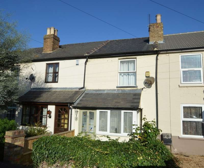 3 Bedrooms Terraced House for sale in Jubilee Cottages, Sutton Lane, Langley, SL3