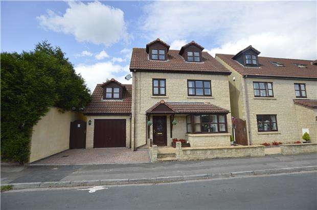 4 Bedrooms Detached House for sale in Alexandra Road, Frampton Cotterell