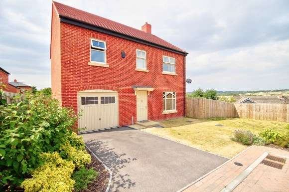 4 Bedrooms Detached House for sale in 6 Zouche Close, Heanor