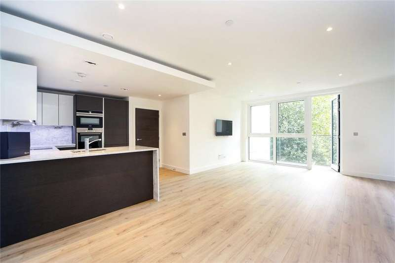 2 Bedrooms Flat for sale in Marquis House, 45 Beadon Road, London, W6