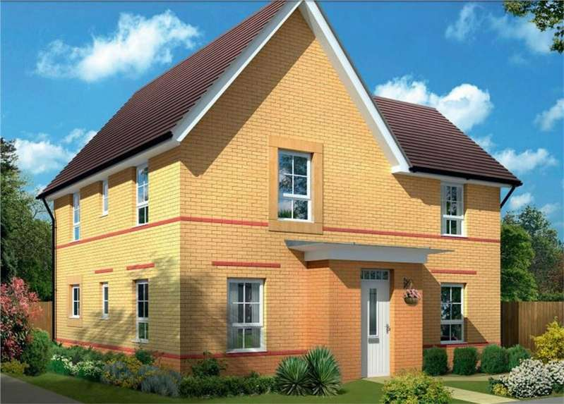 4 Bedrooms Detached House for sale in Romans Edge, Bearscroft Lane, Godmanchester, HUNTINGDON, Cambridgeshire