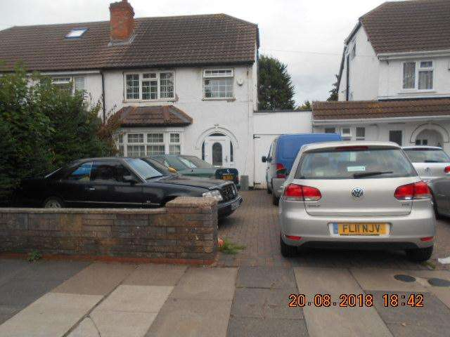 3 Bedrooms Semi Detached House for sale in Newbridge Road, Bordesley Green, Birmingham B9