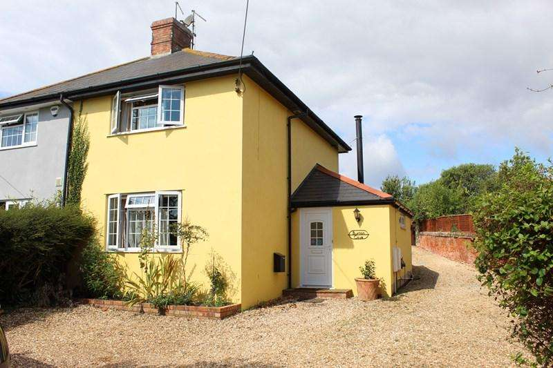 3 Bedrooms Semi Detached House for sale in Burton Bradstock, Bridport
