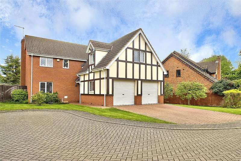 5 Bedrooms Detached House for sale in Elsworth Close, St. Ives, Cambridgeshire