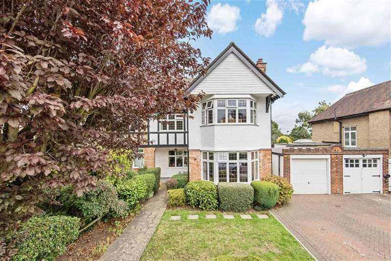 3 Bedrooms House for sale in Greenhill Park, New Barnet, Hertfordshire