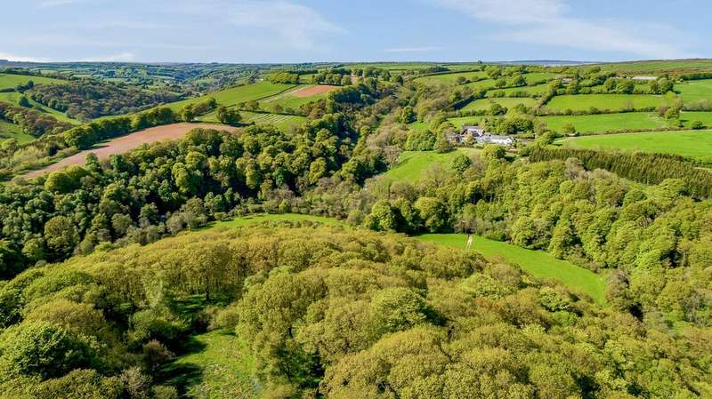 5 Bedrooms Farm Commercial for sale in Withypool, Minehead, Exmoor, Somerset