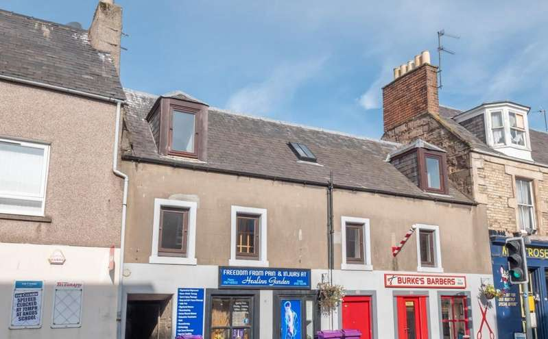 3 Bedrooms Terraced House for sale in Murray Street, Montrose