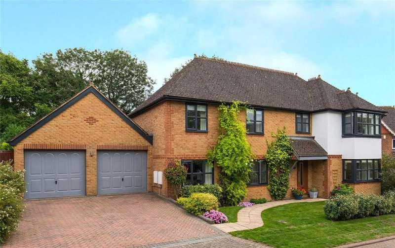 4 Bedrooms Detached House for sale in Long Crendon, Aylesbury