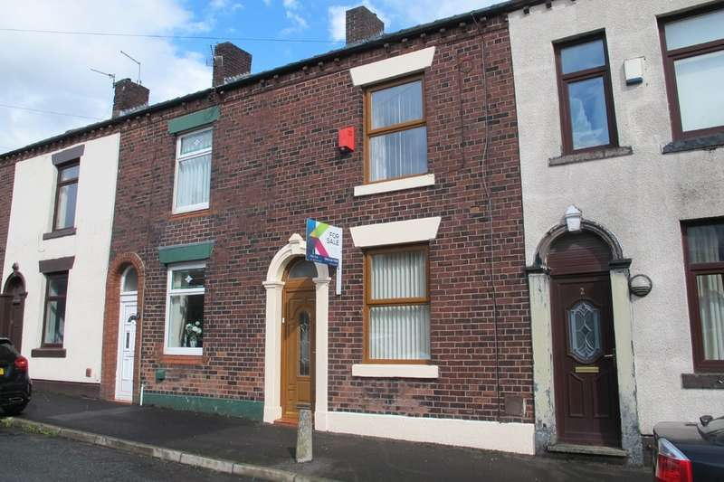 2 Bedrooms Terraced House for sale in Scowcroft Lane, Shaw, Oldham
