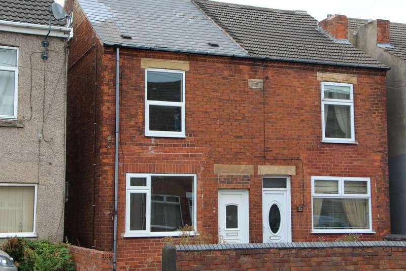 3 Bedrooms Semi Detached House for sale in 89 Chesterfield Road, North Wingfield