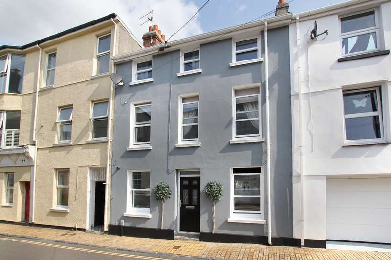 4 Bedrooms Terraced House for sale in Oreston, Plymouth