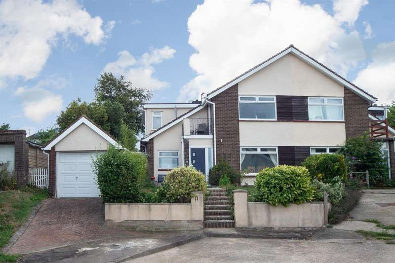 3 Bedrooms Semi Detached House for sale in Harvey Road, Dunstable