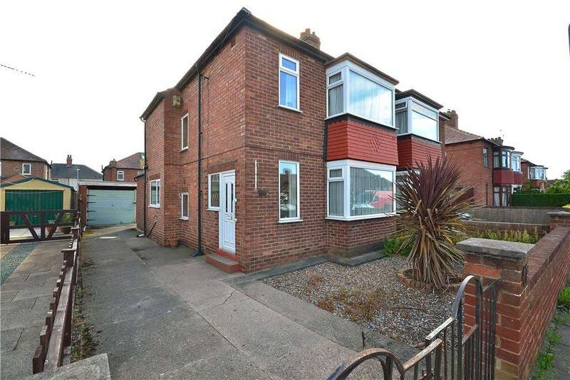 3 Bedrooms Semi Detached House for sale in Albany Road, Norton, Stockton-On-Tees
