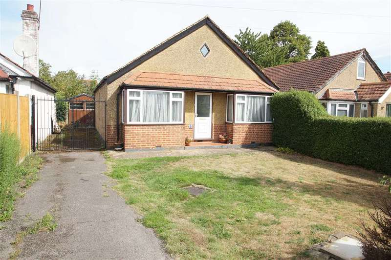3 Bedrooms Bungalow for sale in Bower Way, Cippenham, Slough