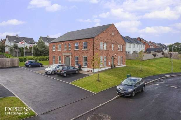 2 Bedrooms Flat for sale in Foxton Place, Newtownabbey, County Antrim
