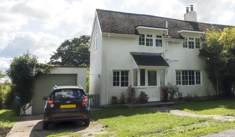 3 Bedrooms Semi Detached House for sale in Ripe Lane, Firle