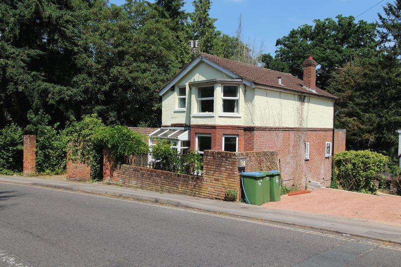 3 Bedrooms Detached House for sale in Church Lane, Highfield