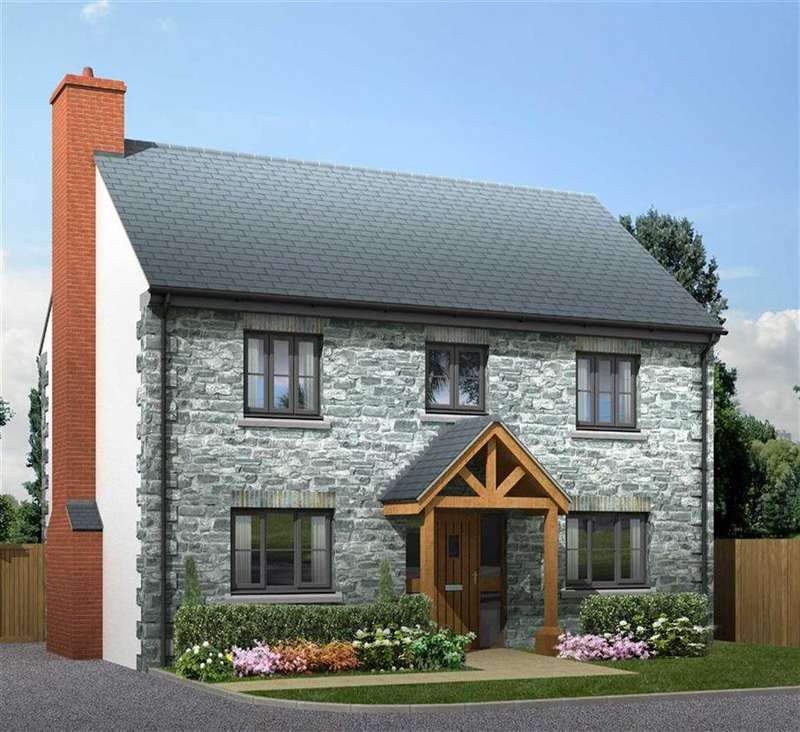 4 Bedrooms Detached House for sale in Milkwall, Gloucestershire