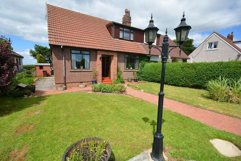 3 Bedrooms Cottage House for sale in Auchencloigh, Galston, KA4