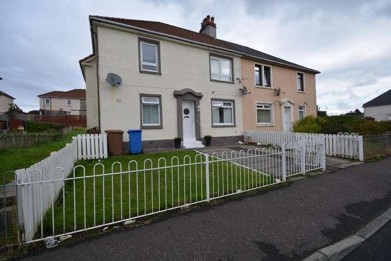 2 Bedrooms Ground Flat for sale in Ladyford Avenue, Kilwinning, KA13